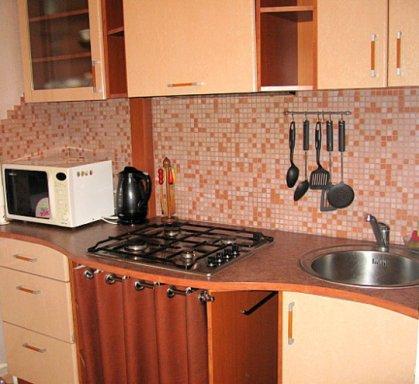 Газовый баллон на кухне как спрятать фото