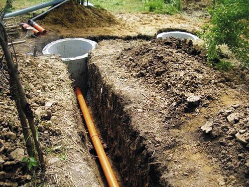 наружной канализации